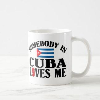 Mug Quelqu'un au Cuba