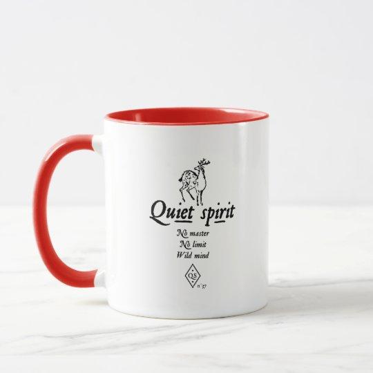 Mug Quiet Spirit n°37