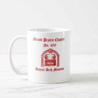 Mug R.A.M. Tribu de Reuben (maçons royaux de voûte)