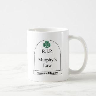 Mug R.I.P. La loi de Murphy