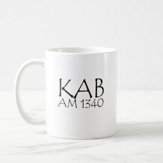 Mug Radio 1340 de baie de KAB AM Antonio