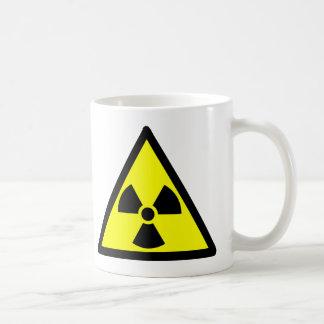 Mug radioactif