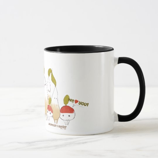 Mug Radis - Limited 2017 edition ( 20pc)