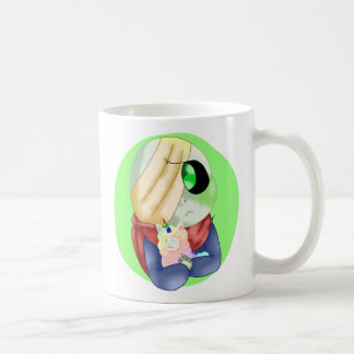 Mug Raive and à Lhama-Unicorn