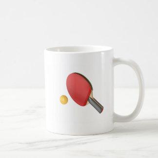Mug Raquette et boule de ping-pong