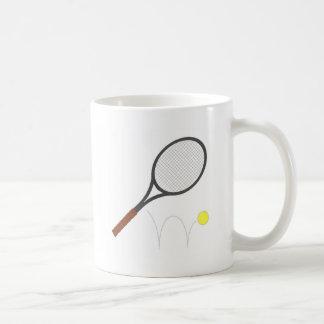 Mug Raquette et boule de tennis
