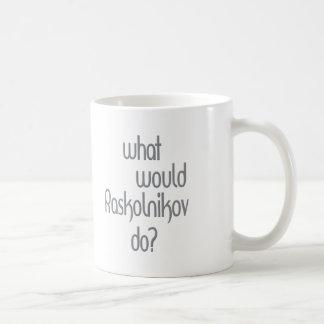 Mug Raskolnikov