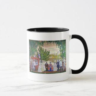 Mug Rassemblement de fête, 1910