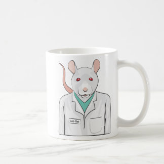 Mug Rat de laboratoire