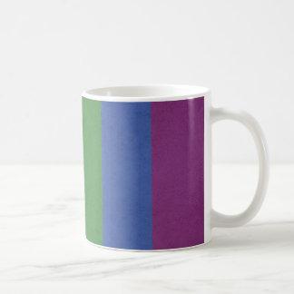 Mug Rayures d'arc-en-ciel