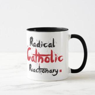 Mug Réactionnaire catholique radical
