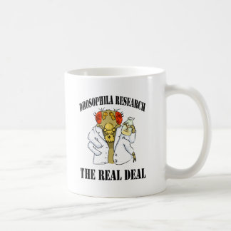 Mug Recherche de drosophile