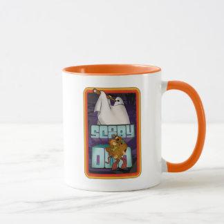 Mug Recherche de fantôme de Scooby-Doo | hirsute et