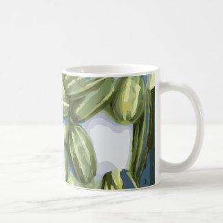 Mug Récolte de courgette et de potiron