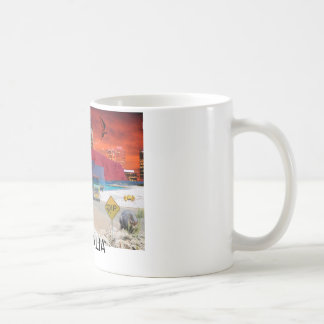 Mug RÉFLEXIONS de roche    de l'once ULURU Ayers