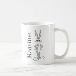 Mug Regard fixe de lapin du ™ | de BUGS BUNNY
