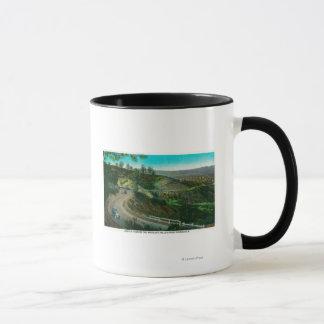 Mug Regard vers la vallée d'antilope de Sandberg