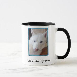 Mug Regardez dans mes yeux