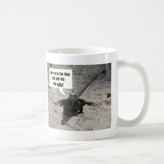 Mug Regardez-moi dans le visage…
