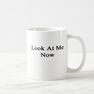Mug Regardez-moi maintenant
