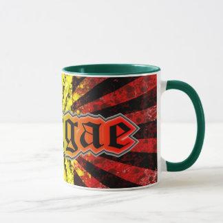 Mug reggae de rasta