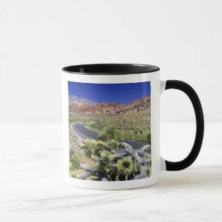 Mug Région nationale de conservation de canyon rouge