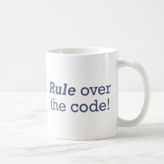 Mug Règle/code