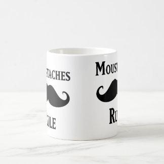Mug Règle de moustaches