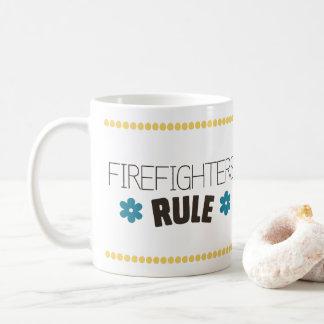 Mug Règle de sapeurs-pompiers