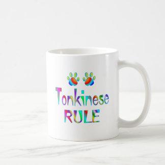 Mug Règle de Tonkinese