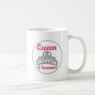 Mug Reine d'assurance