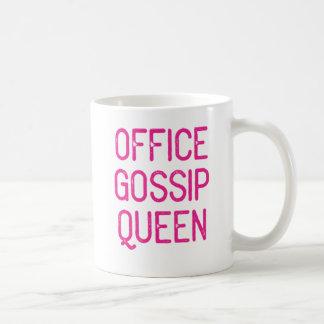 Mug Reine de bavardage de bureau