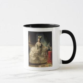 Mug Reine de Marie Antoinette de la France, 1779