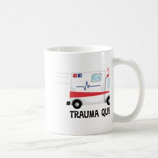 Mug Reine de traumatisme