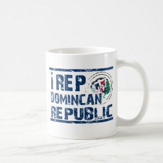Mug Représentant I la République Dominicaine