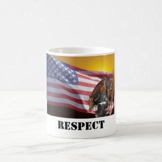 Mug Représentation du respect