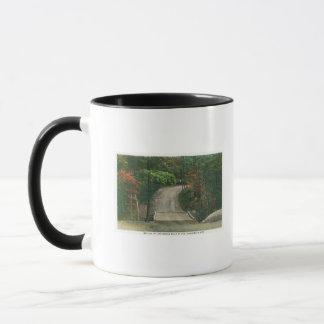 Mug Reproduction de dernier pont de GEN Burgoyne