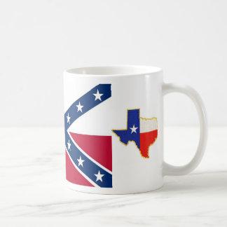 Mug République de drapeau du Texas, le Texas, la