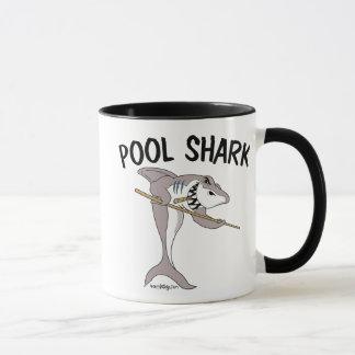 Mug Requin de piscine