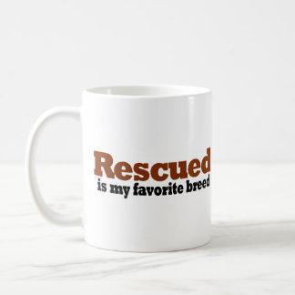 Mug Rescued est ma race préférée