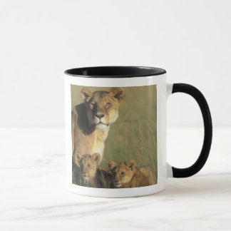 Mug Réservation de jeu du Kenya, Mara de masai, petits
