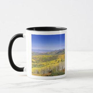 Mug Réserve forestière de Routt dans la couleur