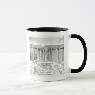 Mug Réservoir sous l'hippodrome, Constantinople, TU