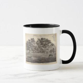 Mug Résidence de Dr. Robert Laird, Squan, NJ