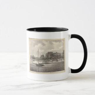 Mug Résidence de Joseph Francis, la rivière de Tom, NJ