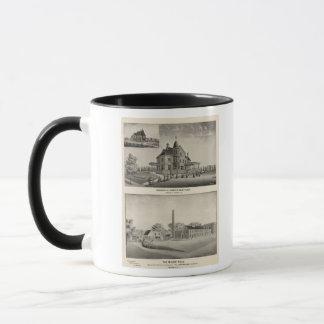 Mug Résidence de Shattuck, moulins de McLane