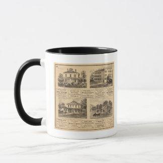 Mug Résidences, hôtels, Titusville, Franklin