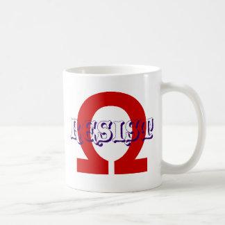 Mug Resist action
