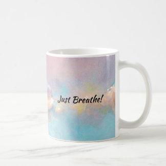 Mug Respirez juste !