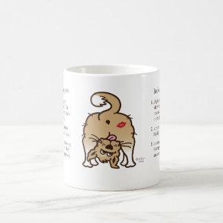 """Mug """"Ressemble à A de Fido **"""" (la définition)"""